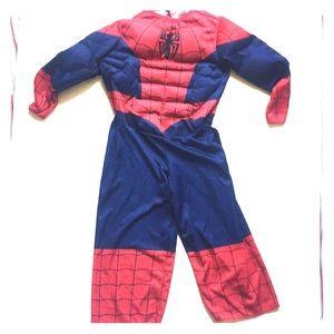 Spider-Man superhero Toddler boy Halloween costume